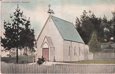 1891 Christ  Church is moved to Princes
