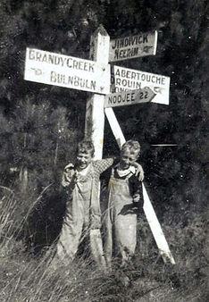 7. Peter & Gavin Arden at Drn West c.194