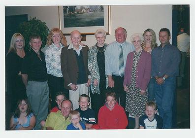 Fred & Ann's 40th wedding anniversary wi