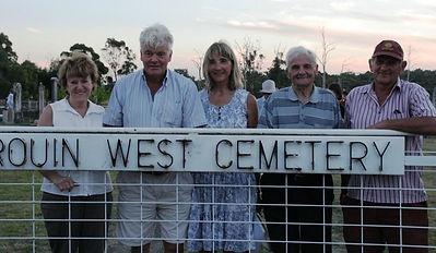 Drouin west cemetery walk 2018 (2).JPG