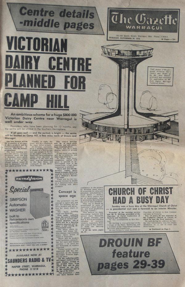 Hatfield The Gazette Nov 26 1974.JPG