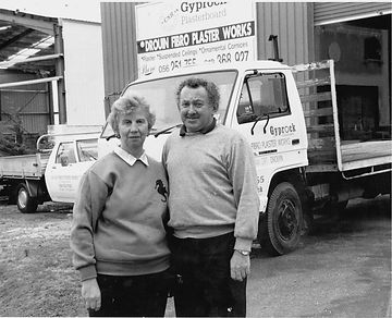 Craig ken and shirley at plaster works 1