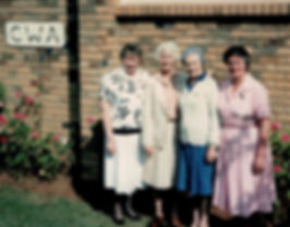 1986 Life members Pam Pretty, Jean Kilby