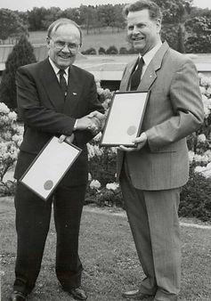 BBS 1950-1990 John Delzoppo and Keith Pr