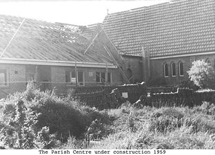 1950s Christ Ch. Hall, Drouin  under con