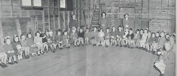 1956 Sunday School young group.JPEG