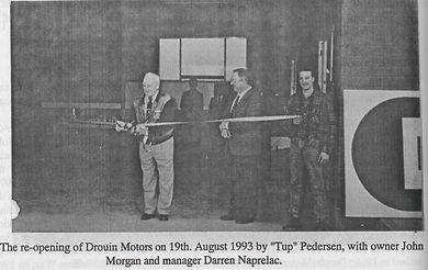 Tup Pedersen 1993 cutting ribbon.JPEG