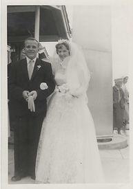 Ann and Fred's wedding Presbyterian chru