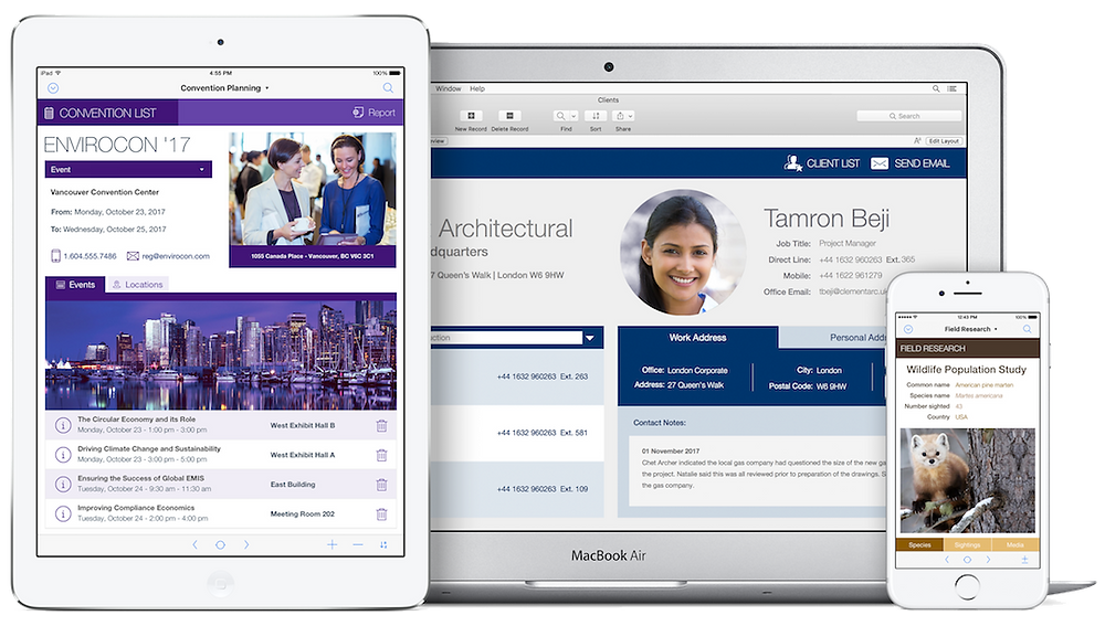 The FileMaker 16 product family, available now from Automation USA, certified FileMaker Pro developers, authorized resellers, and hosting providers.