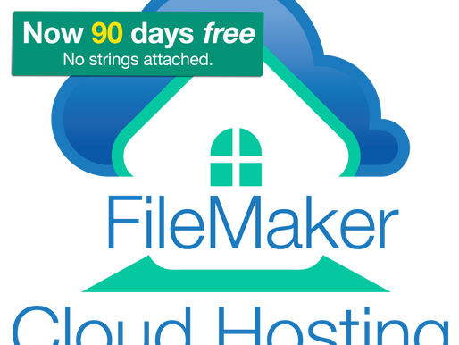 COVID-19 relief: Free FileMaker hosting offer extended to 90-days