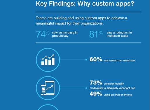 The State of the Custom App Report