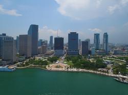 """Located in Miami """"the Magic City"""""""