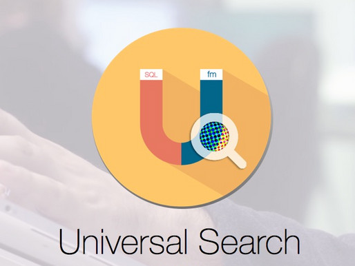 Modular FileMaker: Universal Search