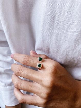 Mano Rose Ring