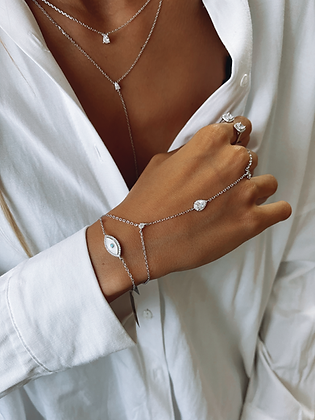 Jadi Drop Bracelet