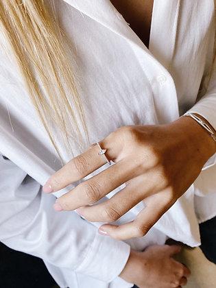 Yuli Silver Ring