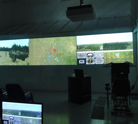CASSMA LVC Facility