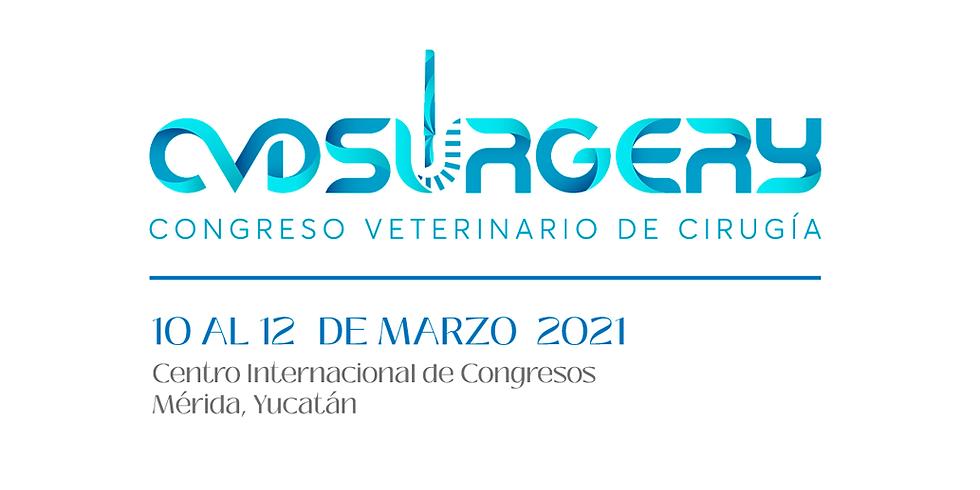 Congreso Veterinario de Cirugía CVDSURGERY 2021