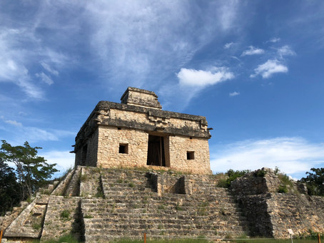 Mi primer viaje a Yucatán