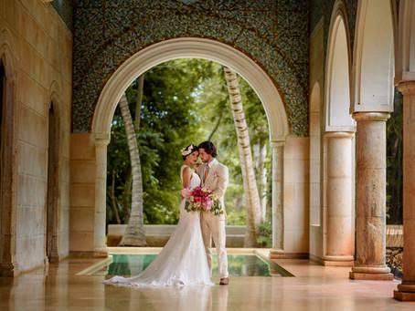 Yucatán es elegido como el mejor destino para casarte