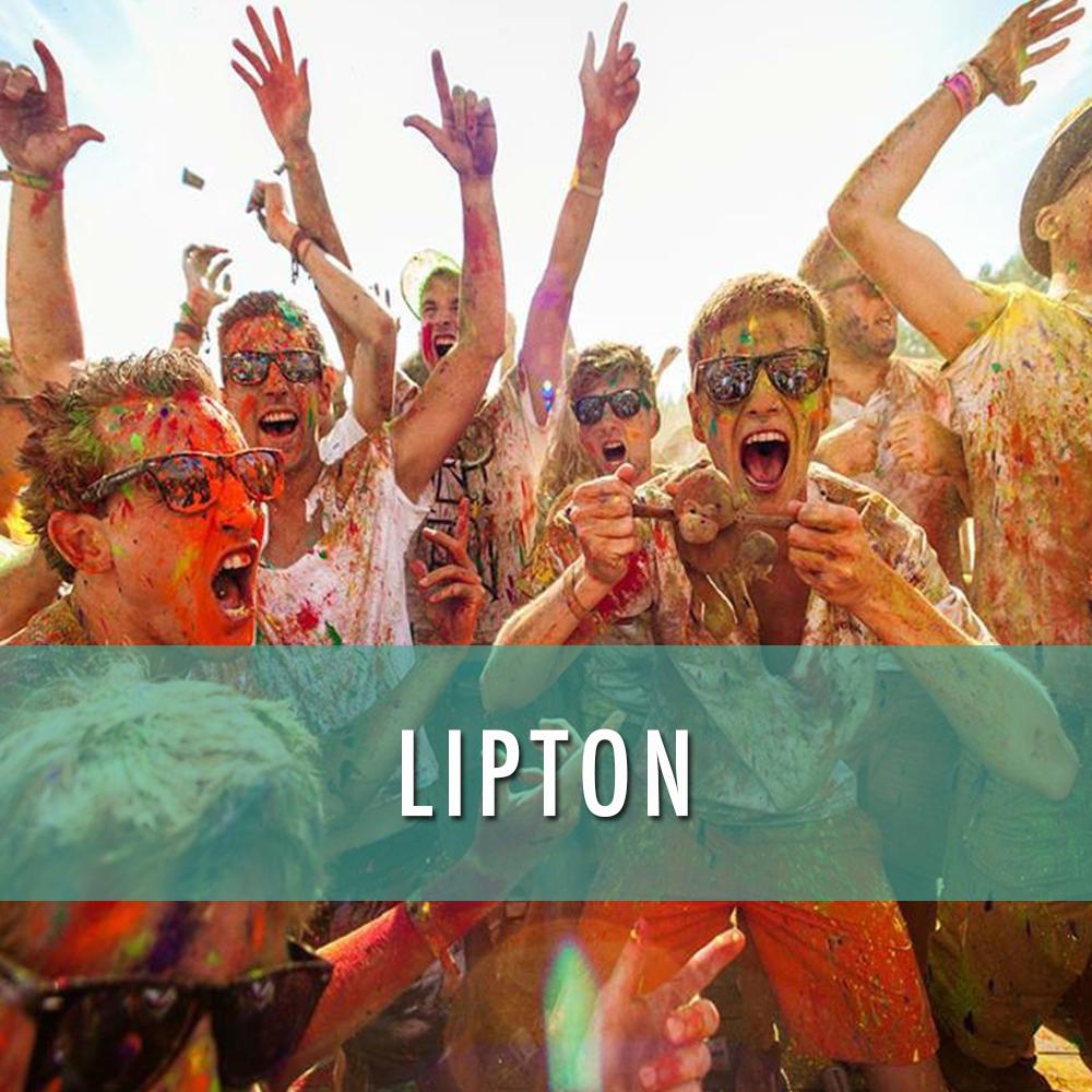 Lipton merkactivatie