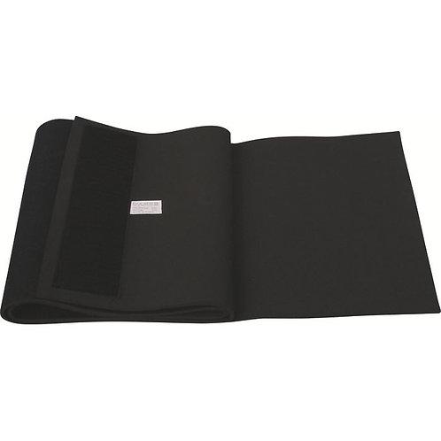 Bodyfit - Ceinture Sudation Néoprene Noir