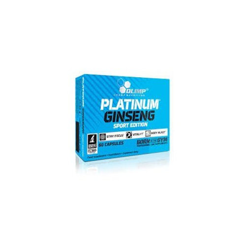 Olimp Sport Nutrition - Platinium Ginseng Sport Edition 60caps