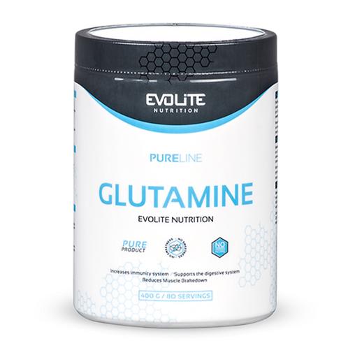 Evolite - L-Glutamine 400 gr Neutre