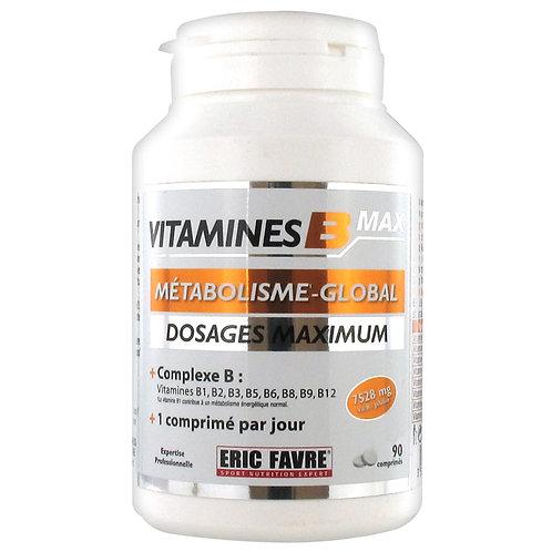 Eric Favre - Vitamines B Max 90 caps