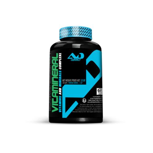 Addict Sport Nutrition - Vitamineral 120 caps