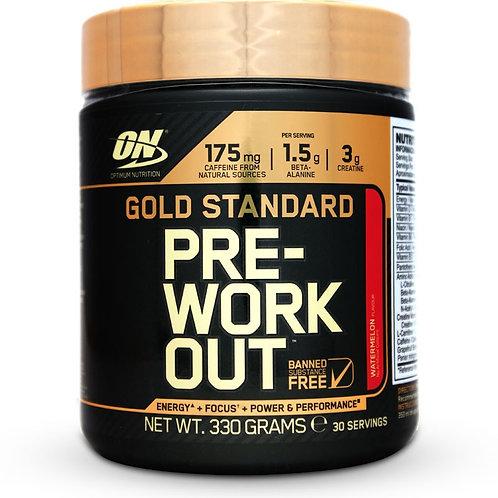 Optimum Nutrition - Gold Standard Pre Workout 330 gr