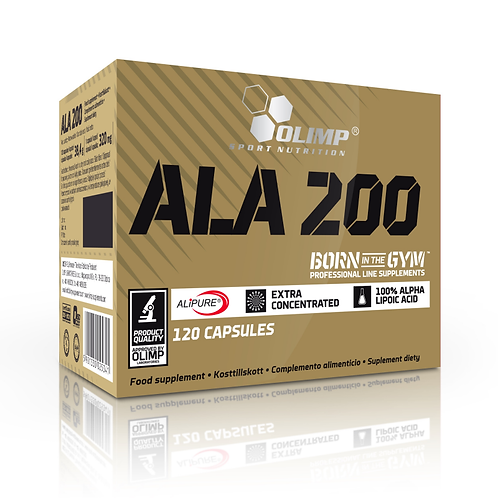 Olimp Sport Nutrition - ALA 200 120 caps