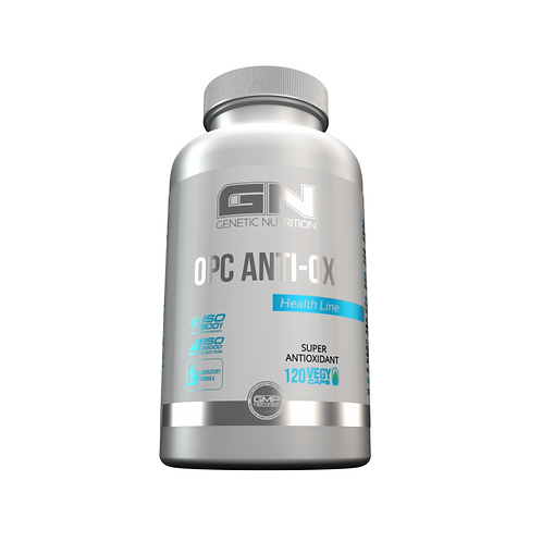 GN Laboratories - OPC Anti-Ox 120 caps