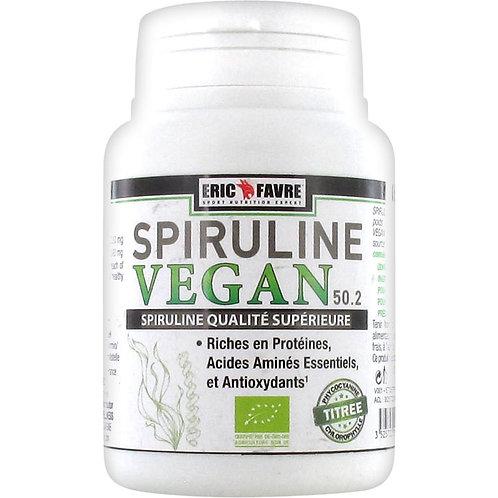 Eric Favre - Spiruline Vegan Bio 100 caps