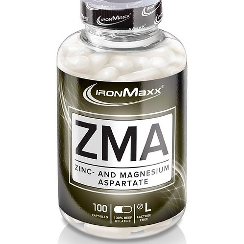 IronMaxx - ZMA 100 caps