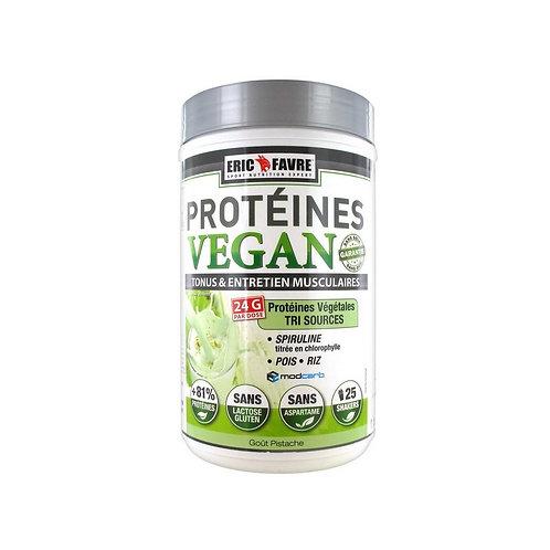 Eric Favre - Protéines Vegan 750 g