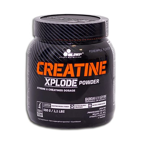 Olimp Sport Nutrition - Creatine Xplode Powder 500g