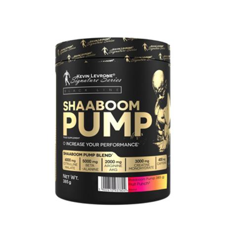 Levrone Black Line - Shaaboom Pump 385 gr