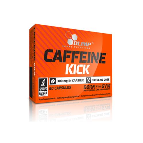 Olimp Sport Nutrition - Caffeine Kick 60 caps