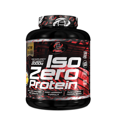 All Sports Labs - Iso Zero Protein 2000g