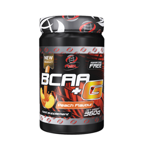 All Sports Labs - BCAA+G 360 gr