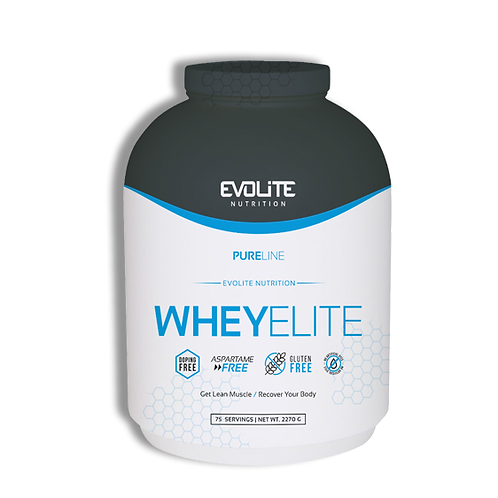 Evolite - Whey Elite 2270 gr
