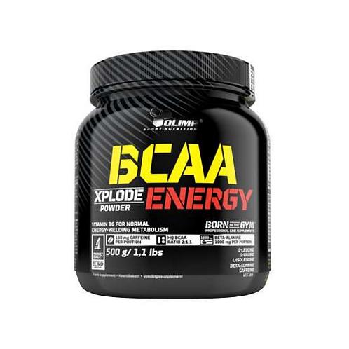 Olimp Sport Nutrition - BCAA Xplode Energy 500g