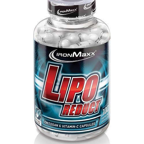 IronMaxx - Lipo Reduct 600 100 caps
