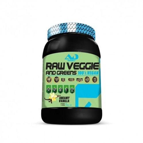 Addict Sport Nutrition - Raw Veggie 750 gr