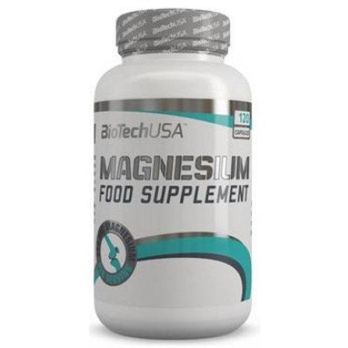 BioTech USA - Magnésium 120 caps