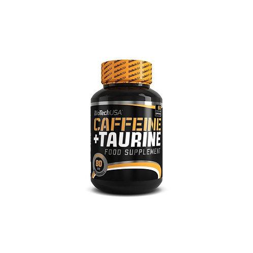 Biotech USA - Cafféine & Taurine 60 caps