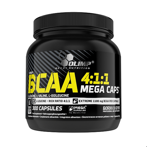 Olimp Sport Nutrition - BCAA 4:1:1 300 caps