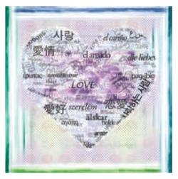 Love - 100x Scarf