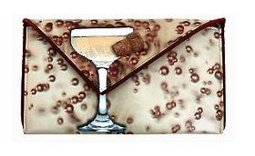 champagne clutch